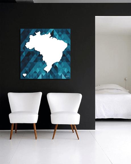 Brasil (Quadrado)