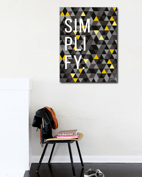 Simplify (Vertical)