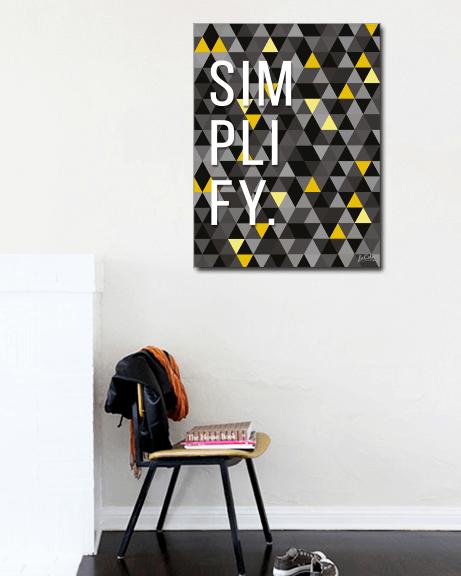 Simplify (Vertical)