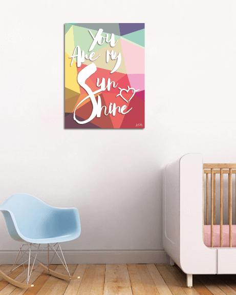You Are My Sunshine (Vertical)