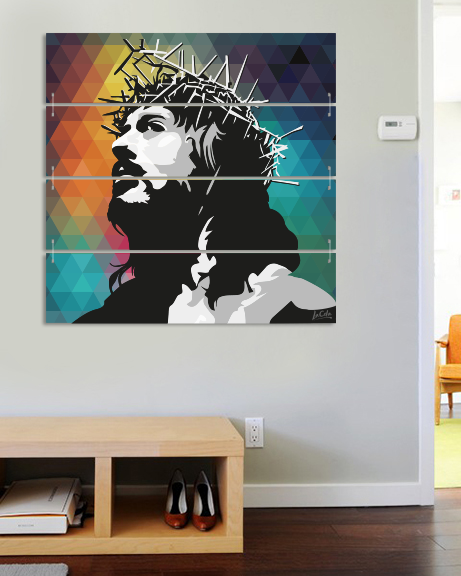 Jesus (Canvas)