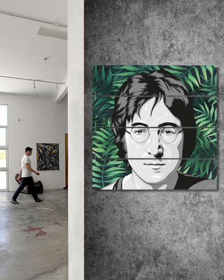 John Lennon (Canvas)