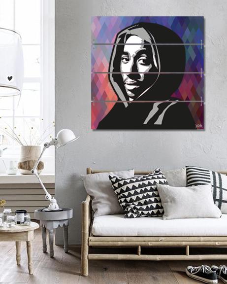 Tupac (Canvas)