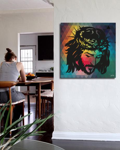 Jesus (Quadrado)