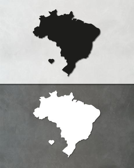 Brasil (lettering)