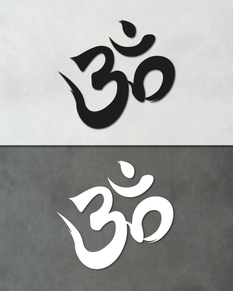 Ohm (lettering)